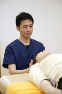 交通事故でのむちうち症状に特化した治療技術