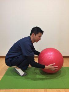 膝の負担軽減