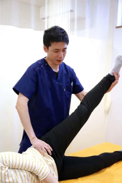 股関節治療